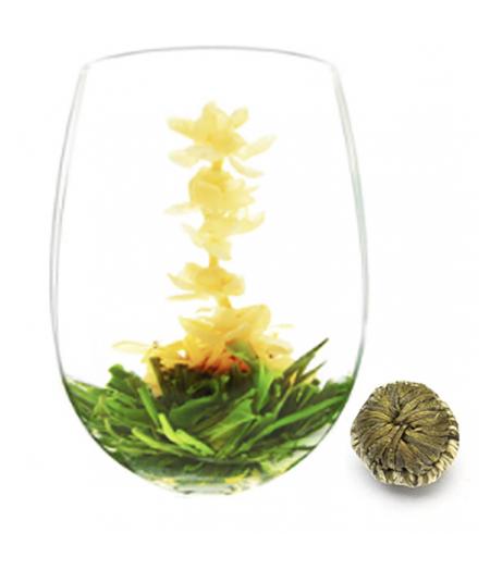 image fleur de thé