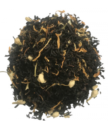 étoile de Bali thé noir de Ceylan