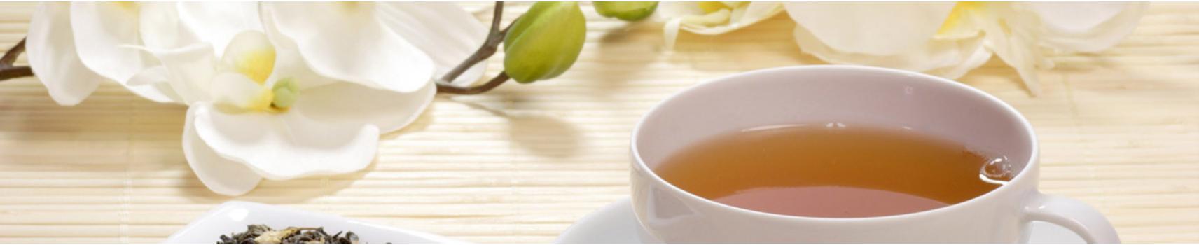 Grand choix de thés